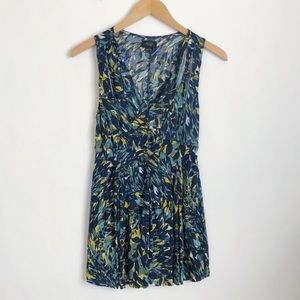 Anthropologie tank top by Deletta